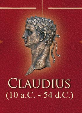 """Poster """"Gens Iulio-Claudia""""-126"""