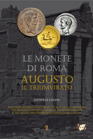 05 - Le Monete di Roma: AUGUSTO, il Triumvirato-0